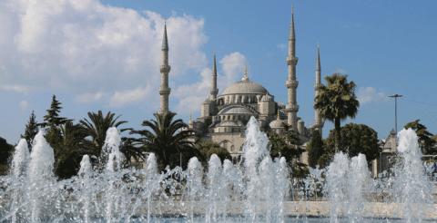 Studiereis Istanbul