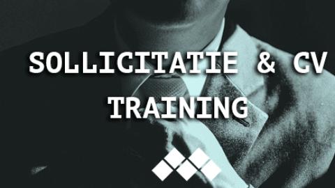 Sollicitatie & CV training