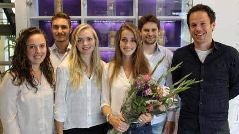 Winnaar Thesis Award 2015