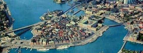 Mercurius goes Stockholm!