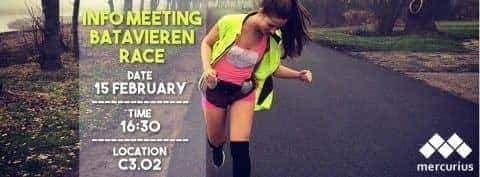 Info Meeting Batavierenrace
