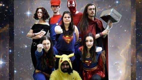 Foto's FV-FMG Superheldenfeest