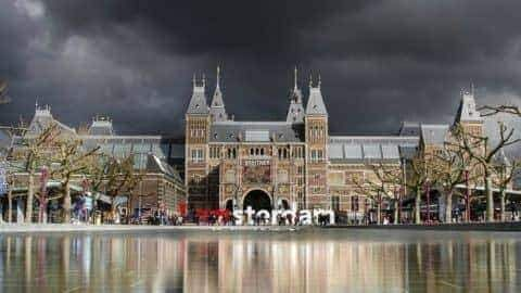 Company visit & free entry at Het Rijksmuseum!