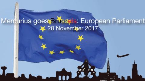 Mercurius goes Brussels: European parliament