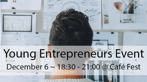 The Young Entrepreneurs Event