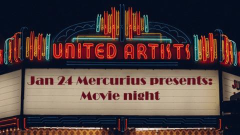 Mercurius Filmavond