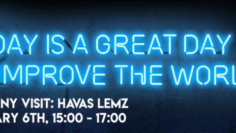 Bedrijfsbezoek: Havas Lemz