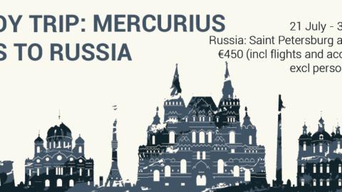 Informatiebijeenkomst studiereis naar Rusland!