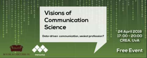 Congress: Data-Driven Communication: Sexiest Profession?
