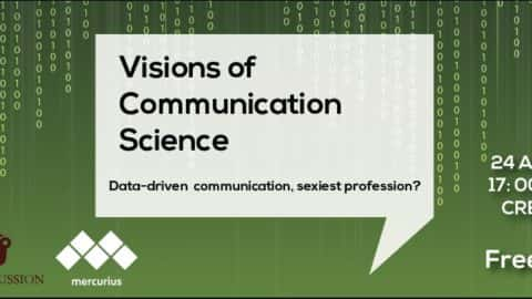 Congress: Data-Driven Communication: Sexiest Profession?