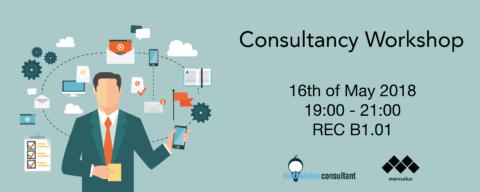 Mercurius x De Kleine Consultant: Consultancy Workshop